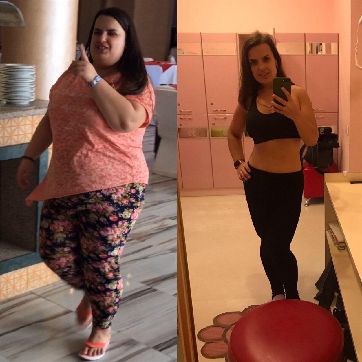 С чего начать похудение 110 кг