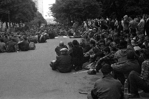 Луганский пикет 1998 года