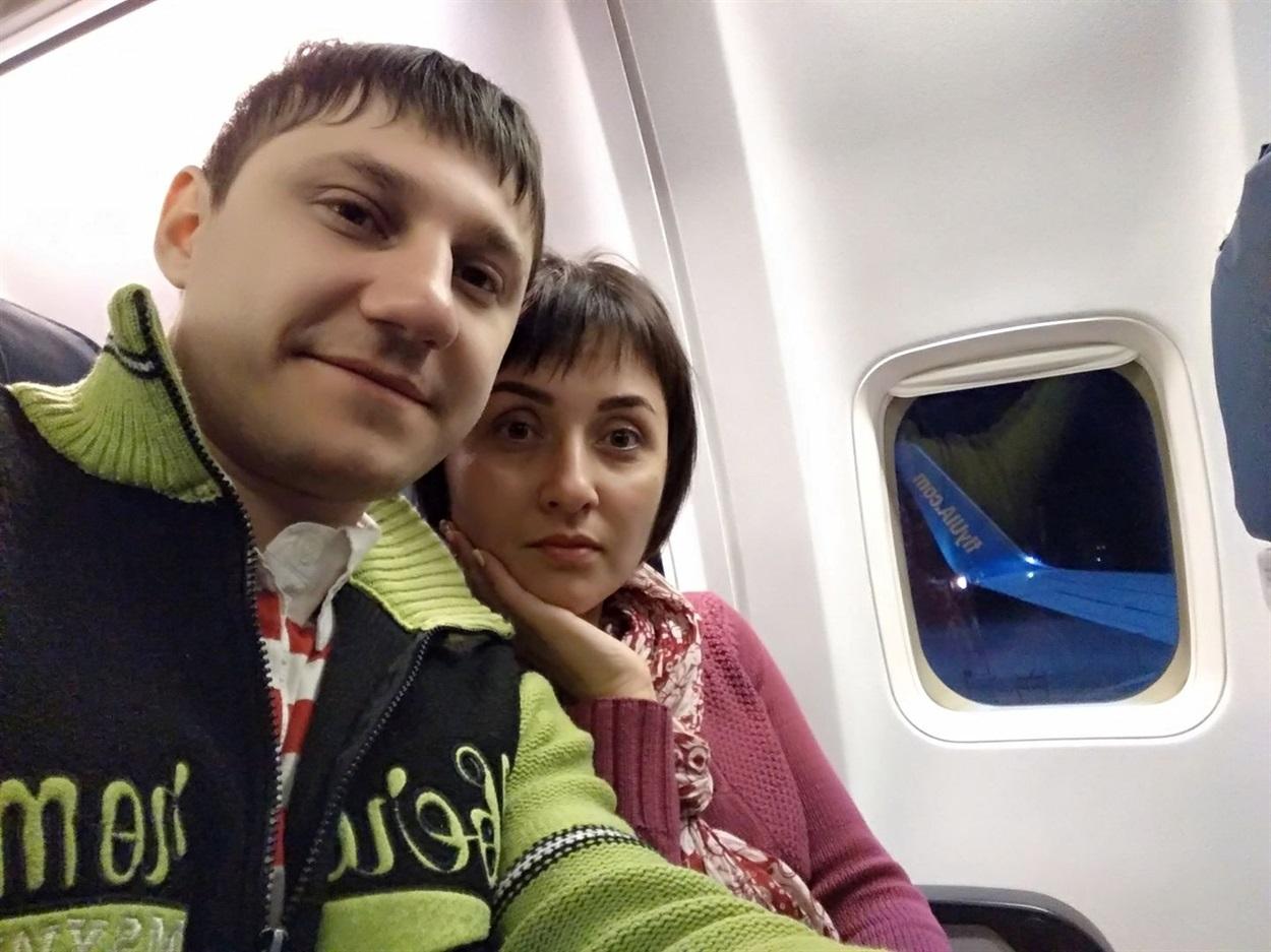 Роман и Татьяна Косенко