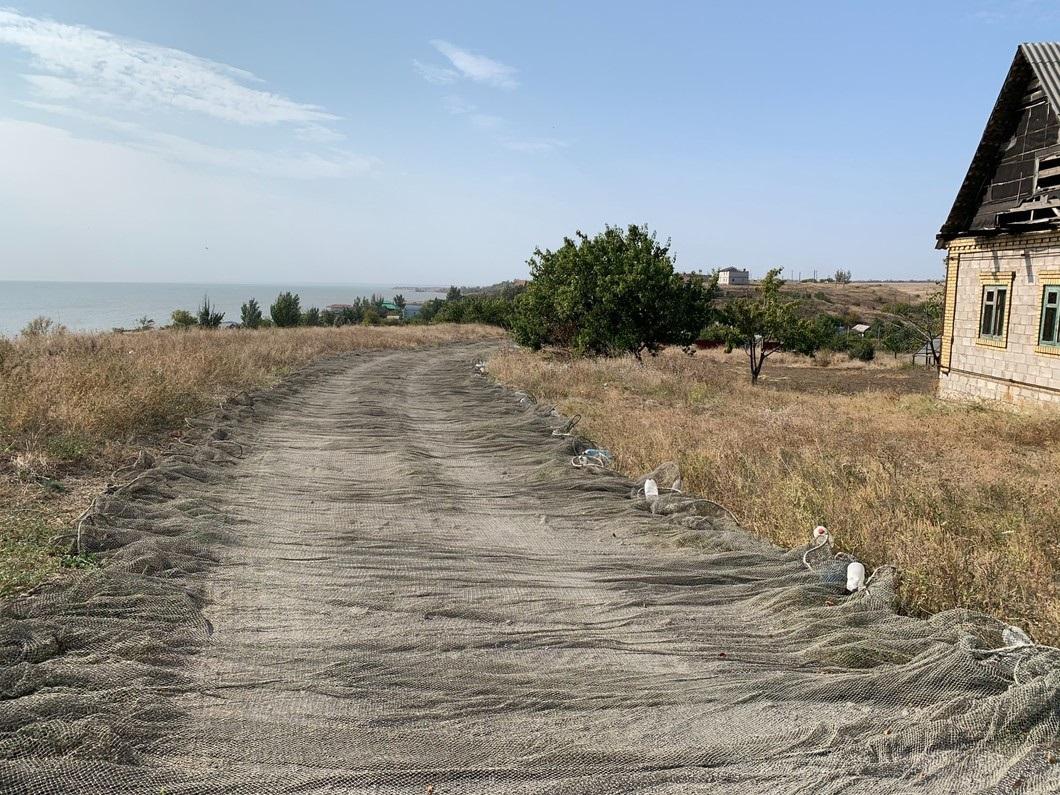 Бердянский хутор возле Широкино