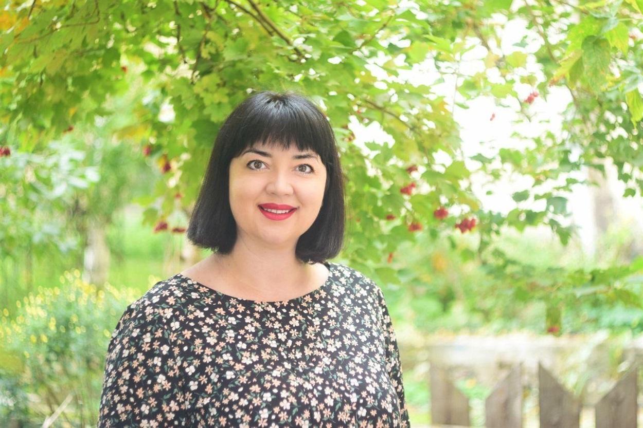 Оксана Очкурова