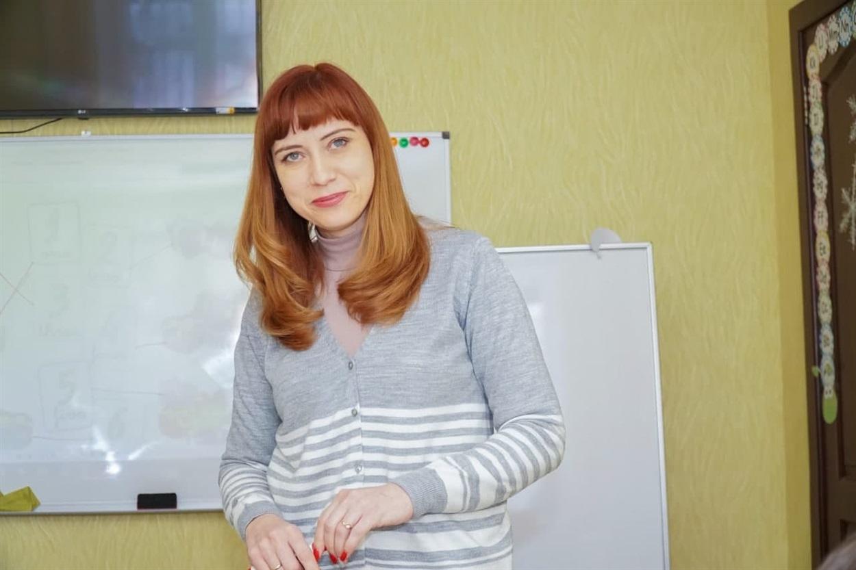 Оксана Бородачева