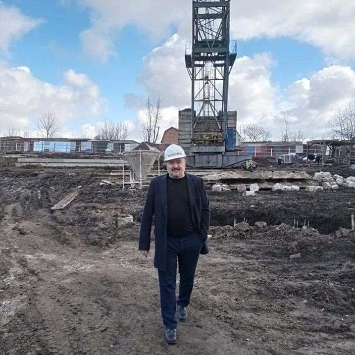 Юрий Зыков стал инициатором создания жилищного кооператива в Виннице
